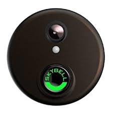 skybell round bronze