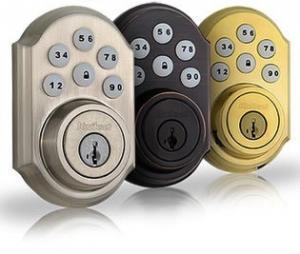 zwave lock
